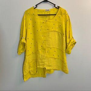 Bohabillie Tunic Yellow XL